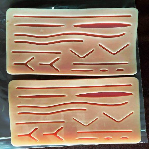 Silicone Suture Pad