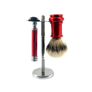 Safety Razor With Blades Shaving Set