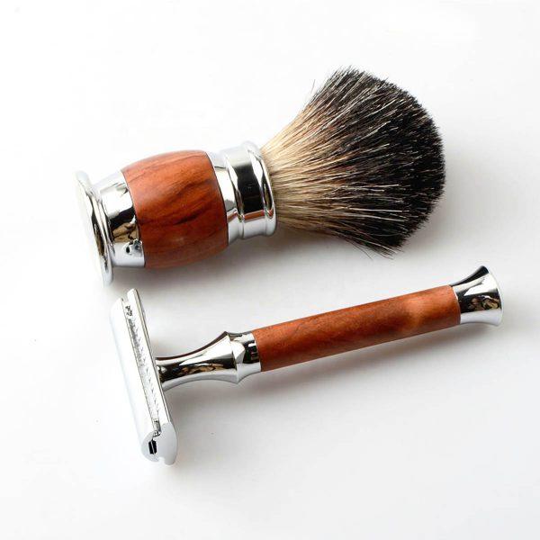 Shaving Safety Razor Open Comb